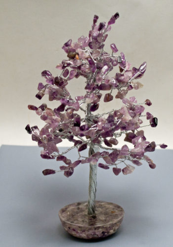 orgone amethyst tree