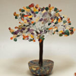 Orgone 7 Chakra Tree Crystal of the Month of April