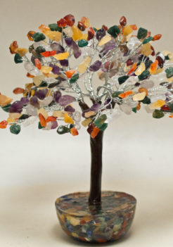 orgone chakra tree