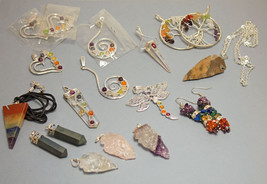 pendants crystals